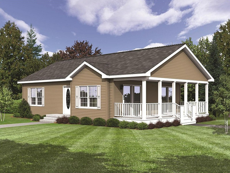 express modular homes brookside 1789 square foot cape