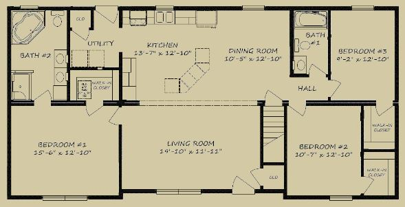 Brooks-First-Floor Brooks Home Plan on jasper home plan, dawson home plan, golding home plan,